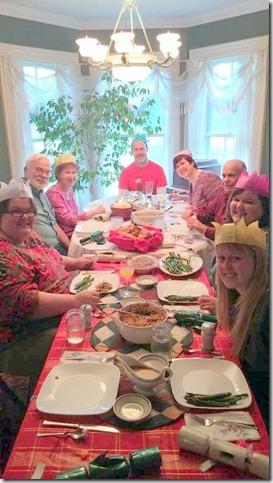 Christmas Dinner 2014a