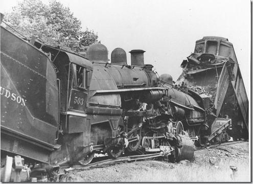 Train Wrect